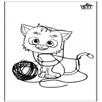 Dyre-malesider - Cat 5