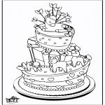 Tema-malesider - Celebration cake