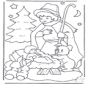 Child in manger