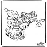 Jule-malesider - Christmas 18