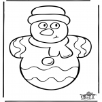 Jule-malesider - Christmas 34