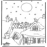 Jule-malesider - Christmas 38