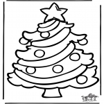 Jule-malesider - Christmas windowcolor 6