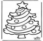Christmas windowcolor 6