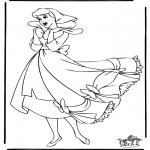 Sjove figurer - Cinderella 13