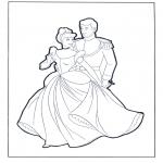 Sjove figurer - Cinderella 14