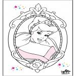 Sjove figurer - Cinderella 15