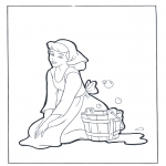 Sjove figurer - Cinderella 17