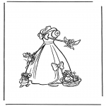 Sjove figurer - Cinderella 2