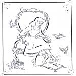 Sjove figurer - Cinderella 3
