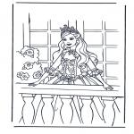 Sjove figurer - Cinderella 4