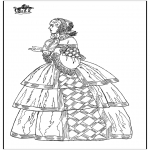 Diverse - Classic dress