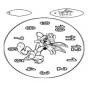 Clock Bugs Bunny