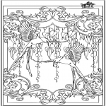 Diverse - Coloring for adults 14