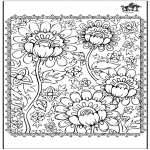 Diverse - Coloring for adults 3