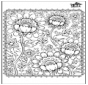 Coloring for adults 3
