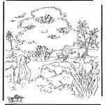 Bibel-malesider - Creation 2