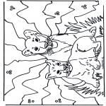 Dyre-malesider - Cubs