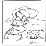 Bibel-malesider - David 2