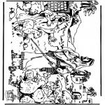 Bibel-malesider - David 3
