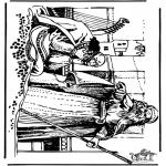 Bibel-malesider - David 4