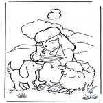 Bibel-malesider - David shepherd