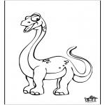 Dyre-malesider - Dinosauer 10