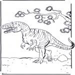 Dyre-malesider - Dinosauer 2