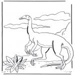 Dyre-malesider - Dinosauer 3