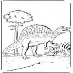 Dyre-malesider - Dinosauer 5