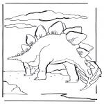 Dyre-malesider - Dinosauer 6