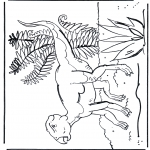 Dyre-malesider - Dinosauer 7