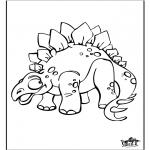 Dyre-malesider - Dinosauer 9
