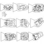 Håndarbejde - Diorama craft Cars