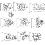 Håndarbejde - Diorama craft Pokemon