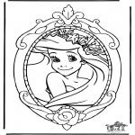 Sjove figurer - Disney Princess Ariel