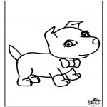 Dyre-malesider - Dog 6