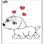 Dyre-malesider - Dog 7