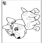 Dyre-malesider - Dog 8