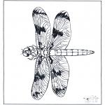 Dyre-malesider - Dragon-fly 2