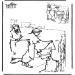 Bibel-malesider - Drawing Bible 2