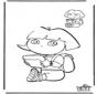 Drawing Dora