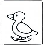 Dyre-malesider - Duck 1