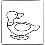 Dyre-malesider - Duck 2