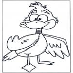 Dyre-malesider - Duck 3