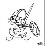 Dyre-malesider - Duck 5