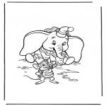 Sjove figurer - Dumbo 3