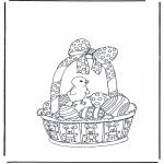 Tema-malesider - Easter basket