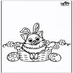 Tema-malesider - Easter Dog