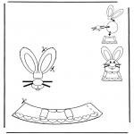 Tema-malesider - Easter egg decoration 1